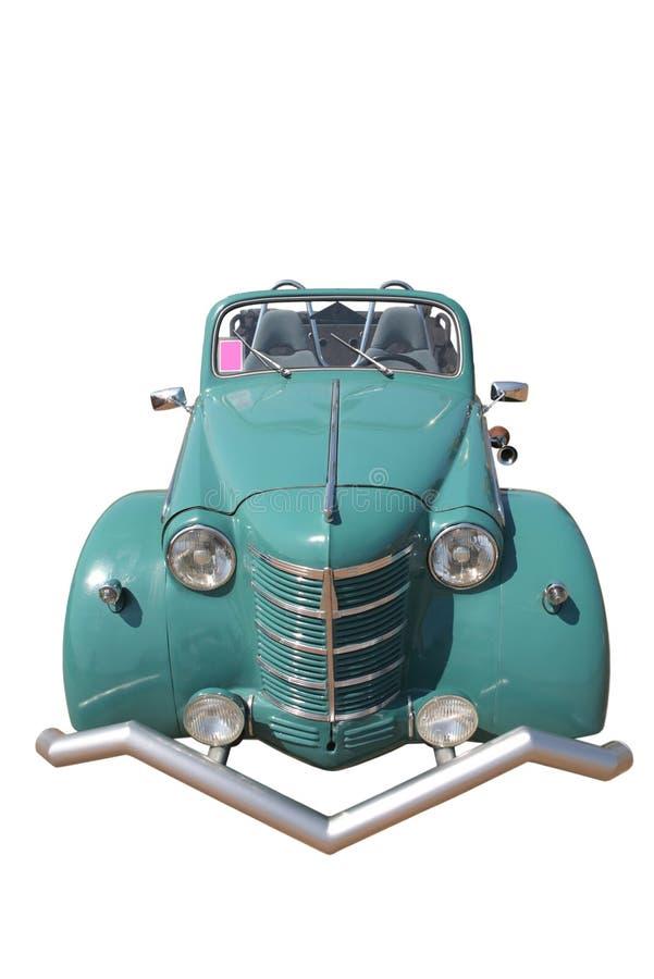 Weinlese-exotisches Auto 50-6. stockfoto