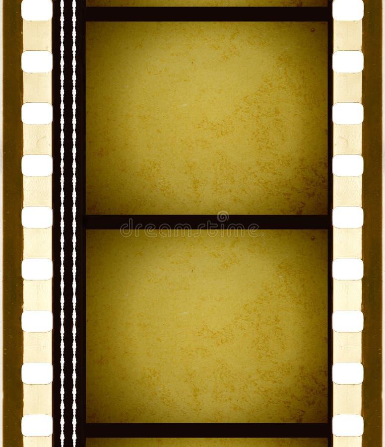 Weinlese-Film-Rahmen stockbilder