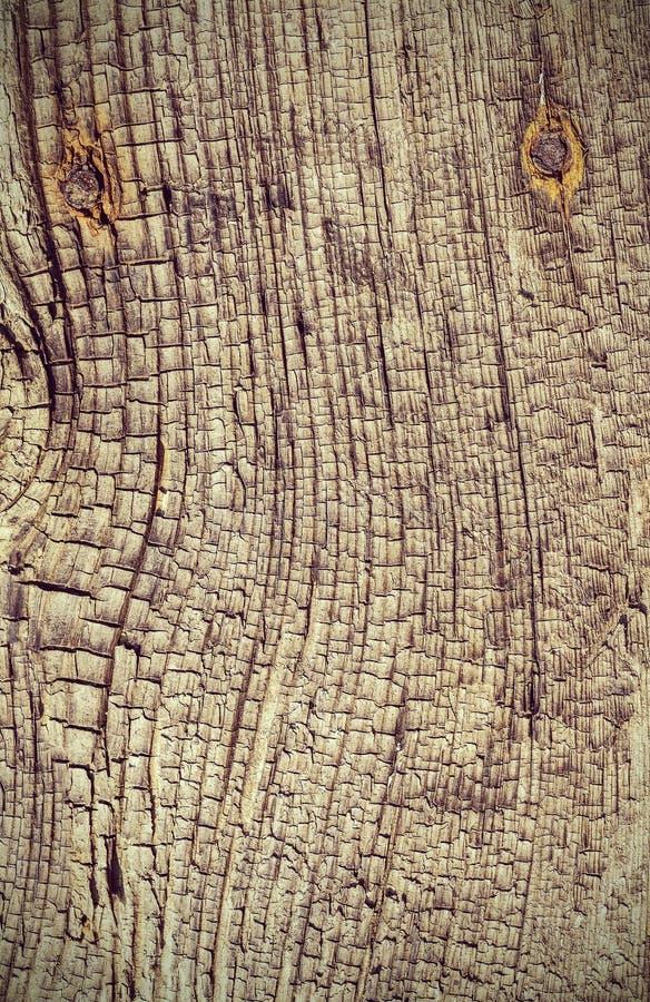 Weinlese filterte Beschaffenheit des hölzernen Gebrauches als natürlicher Hintergrund lizenzfreies stockbild