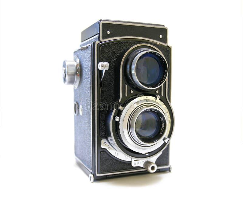 Weinlese-Foto-Kamera stockfotografie