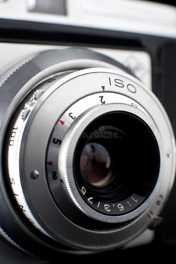 Weinlese-Foto-Kamera lizenzfreie stockfotos