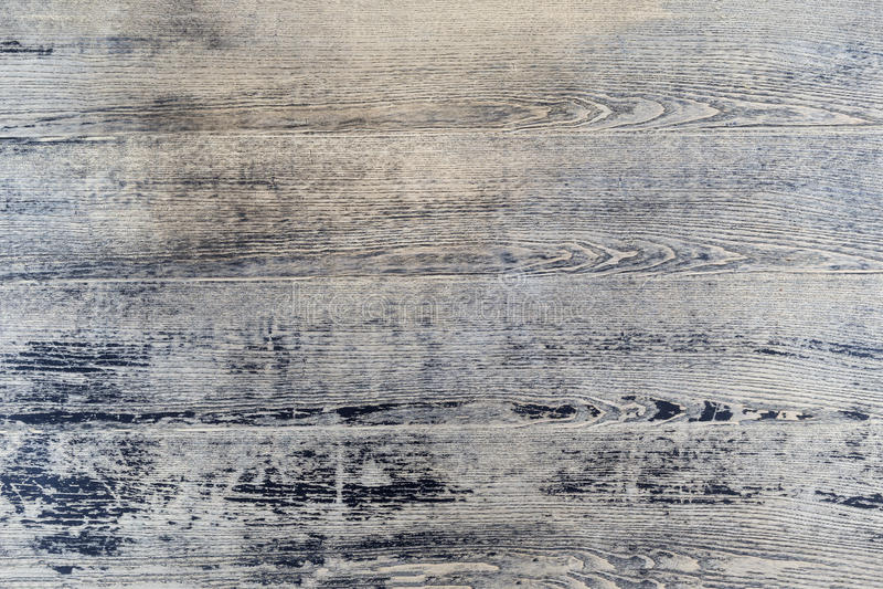 Weinlese gemaltes Hintergrund-hölzernes Planken-Brett-Grey Black Wood Tar Paint-Beschaffenheits-Detail lizenzfreie stockfotografie