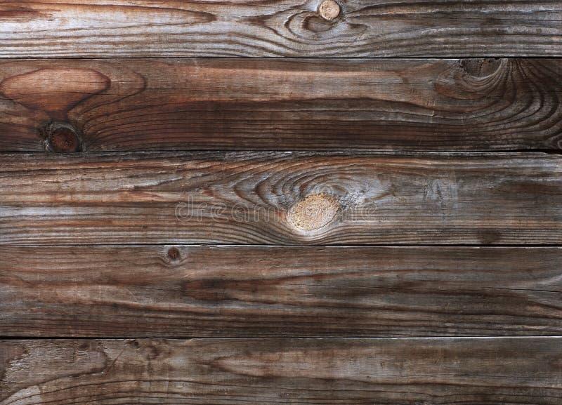 Weinlese-Holz-Planken stockbild