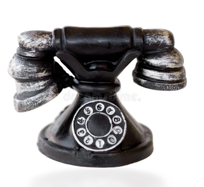 Weinlese-ikonenhaftes Telefon stockfoto