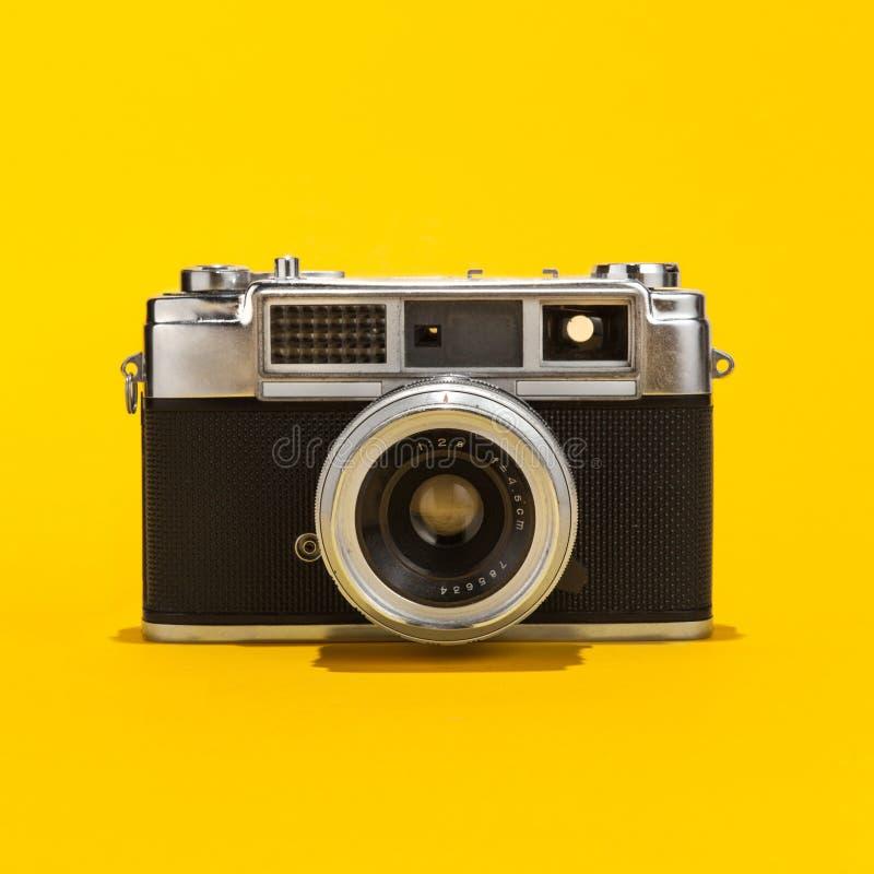 Weinlese-Kamera lizenzfreie stockfotografie