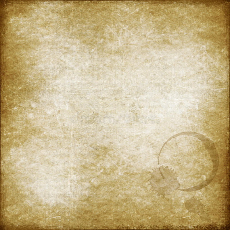 Weinlese-Papier lizenzfreies stockbild