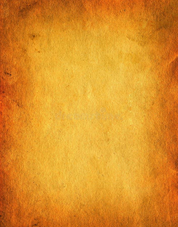 Weinlese-Papierseiten-Beschaffenheit stockfoto