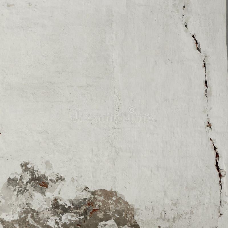 Weinlese-weiße Backsteinmauer-Beschaffenheit stockbilder