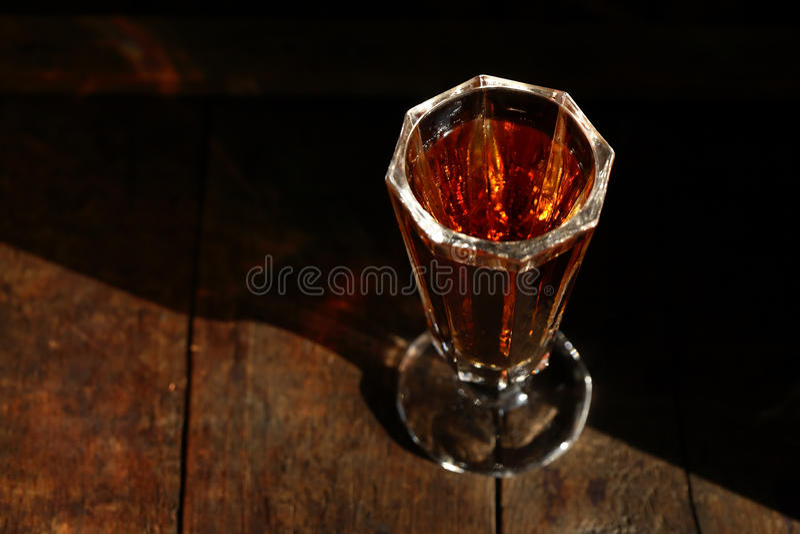 Weinlese-Wein lizenzfreies stockbild
