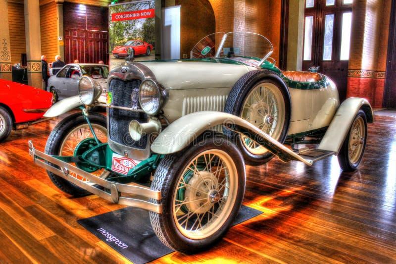 Weinlesedreißiger jahre Amerikaner Ford Model A lizenzfreies stockbild