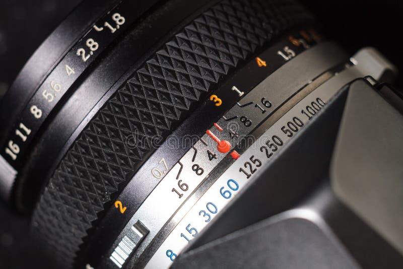 Weinlesefilm-Kameranahaufnahme lizenzfreies stockfoto