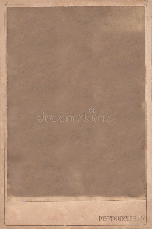 Weinlesefotofeld stockbilder