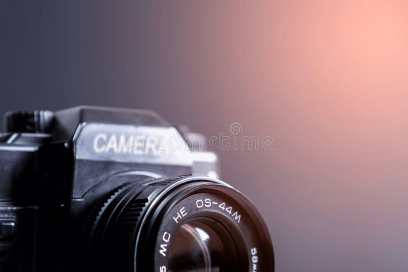 Weinlesekamera, klassische Kamera lizenzfreie stockfotos