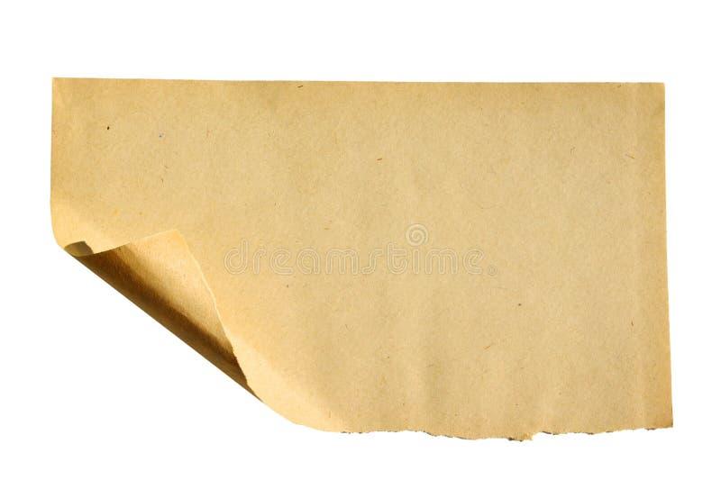 Download Weinlesepapier stock abbildung. Illustration von auszug - 12201255