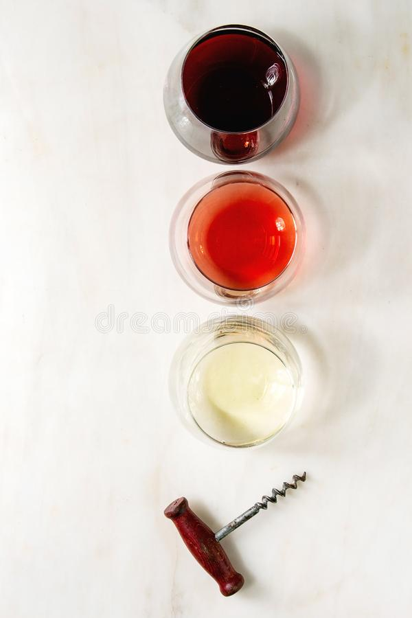 Weinsorte lizenzfreies stockbild