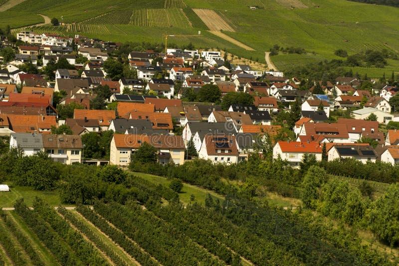 Weinstadt stockbild