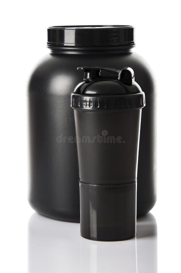Weiproteïne royalty-vrije stock foto