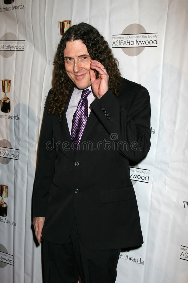 Download Weird Al Yankovic, editorial stock image. Image of royce - 23275789