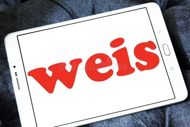Weis comercializa el logotipo imagenes de archivo