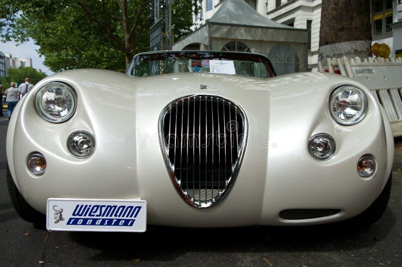 weismann för roadster 2010 mf3 royaltyfri bild