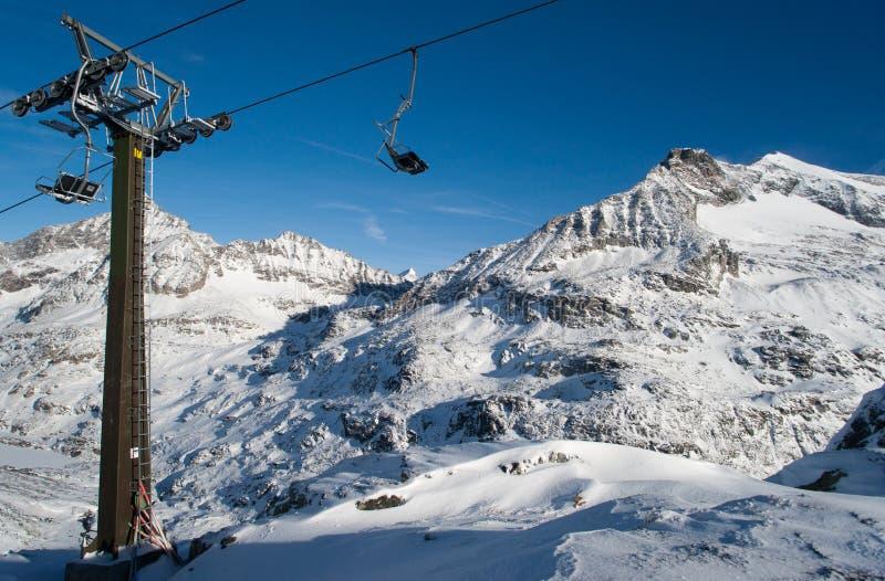 Weiss-vea el mundo 1 del glaciar foto de archivo