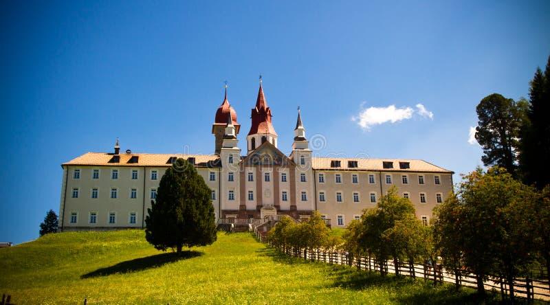 Weissenstein-Pietralba Sanctuary Sudtirol stock photos