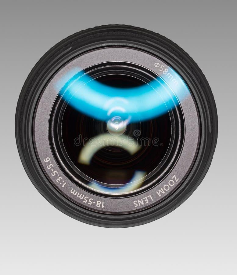 Weitwinkelobjektiv für Digitalkamera stockbilder