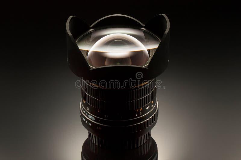 Weitwinkelobjektiv 14mm lizenzfreie stockfotos