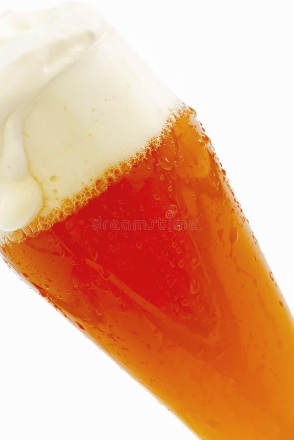 Weizen-Bier lizenzfreie stockbilder