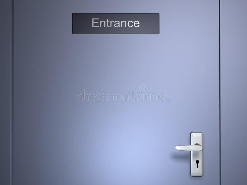 wejście ilustracji