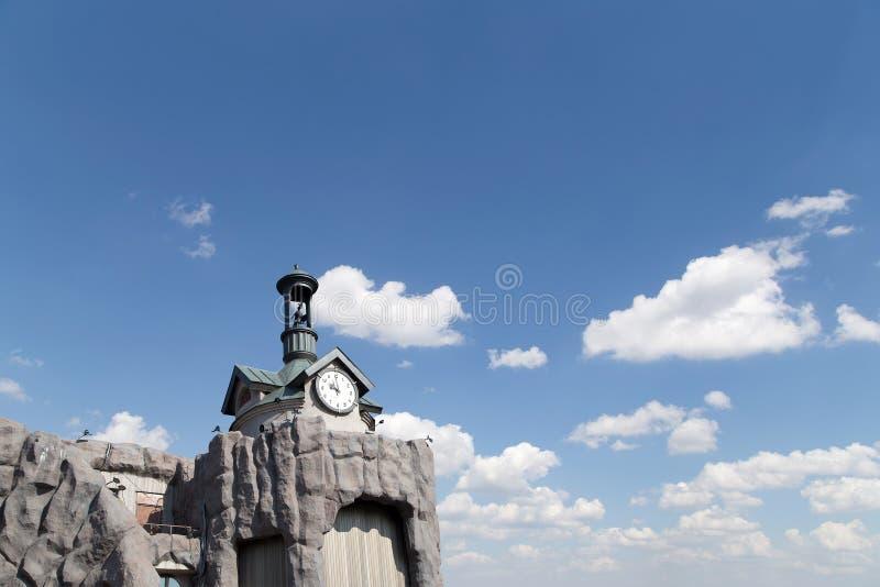 Wejście Moskwa zoo zdjęcie royalty free