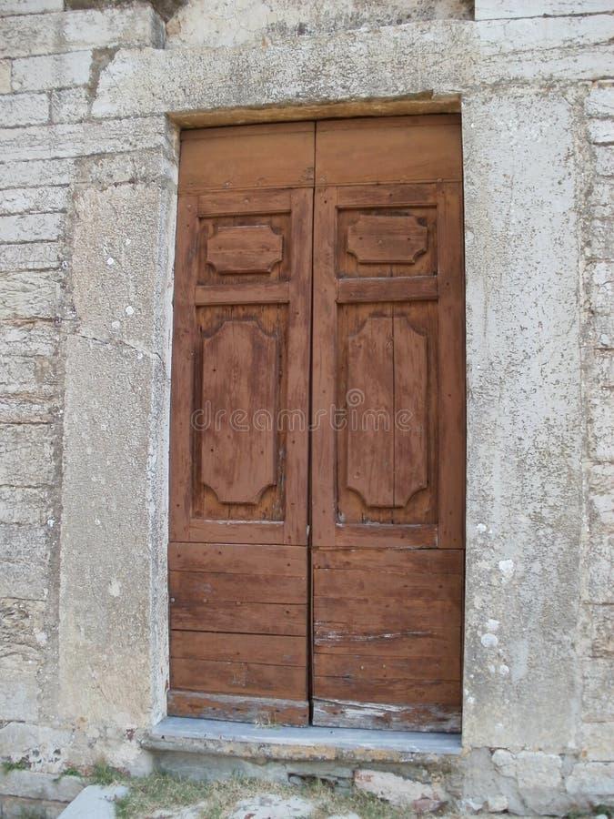 Wejście od Starej wioski obrazy royalty free