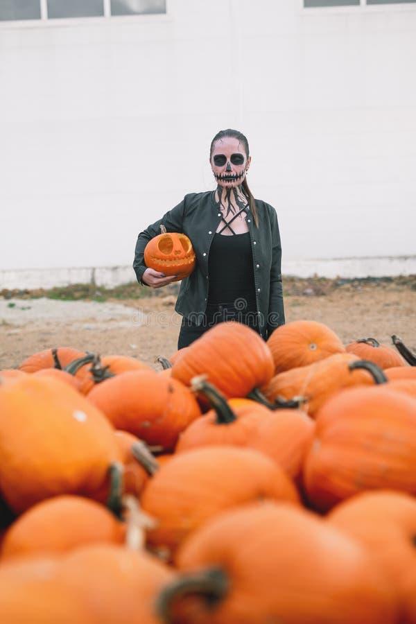 Wejście ogranicza klub nocny, kod ubioru Halloween przyjęcie obraz royalty free