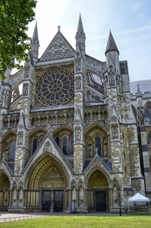 Wejście opactwo opactwo abbey z okazji prozaicznego wydarzenia fotografia royalty free