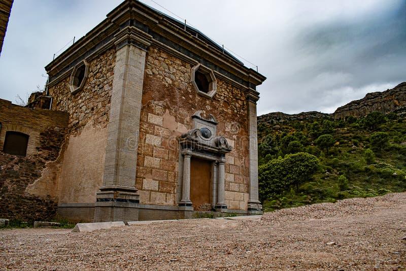 Wejściowy drzwi tabernacle zdjęcia stock