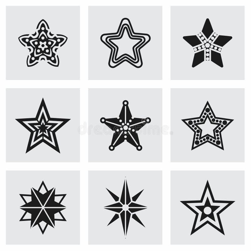 Wektor gra główna rolę ikona set ilustracja wektor