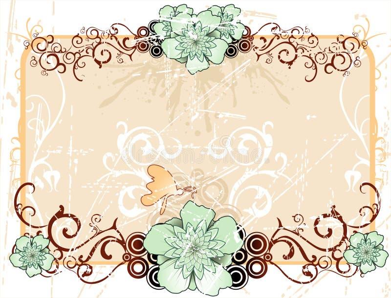 wektor kwiecisty ilustracja wektor