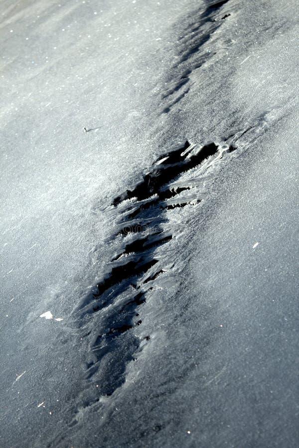 wektor lodowa deseniowa bezszwowa woda zdjęcia stock