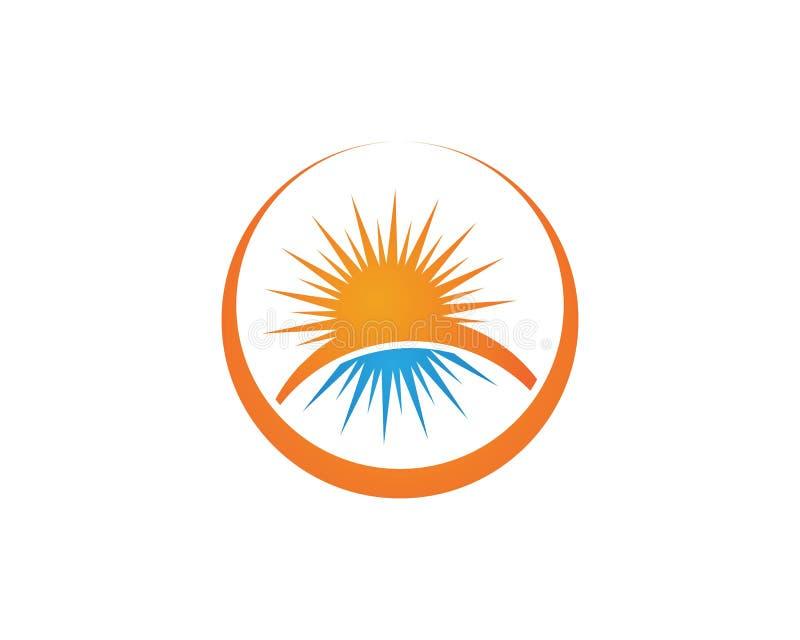 Wektor - słońce wybuchu gwiazdy ikona ilustracji