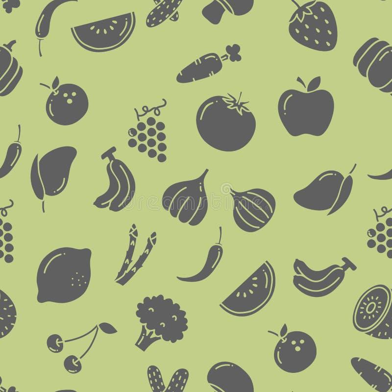 Wektorowa ilustracja, karmowy projekt Ręcznie pisany literowanie dla restauraci, cukierniany menu Wektorowi elementy dla etykiete ilustracja wektor
