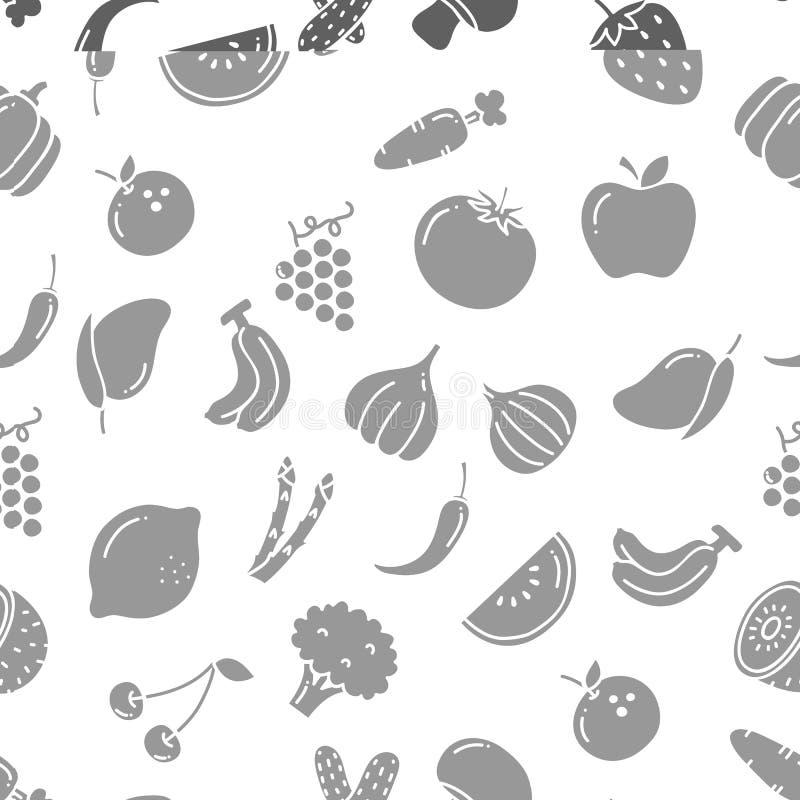Wektorowa ilustracja, karmowy projekt Ręcznie pisany literowanie dla restauraci, cukierniany menu Wektorowi elementy dla etykiete ilustracji