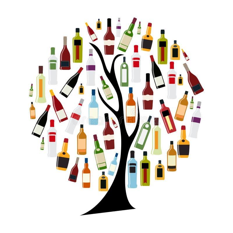 Download Wektorowa Ilustracja Sylwetka Alkoholu Butelka Ilustracja Wektor - Ilustracja złożonej z ikona, ilustracje: 53788962
