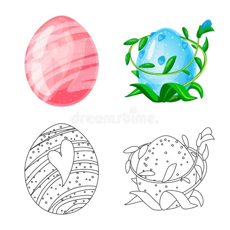 Wektorowa ilustracja zwierz?cy i prehistoryczny symbol Kolekcja zwierz?ca i ?liczna akcyjna wektorowa ilustracja ilustracja wektor