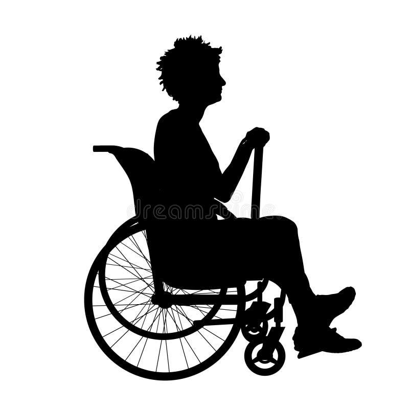 Download Wektorowa sylwetka kobieta ilustracji. Ilustracja złożonej z tło - 57661017