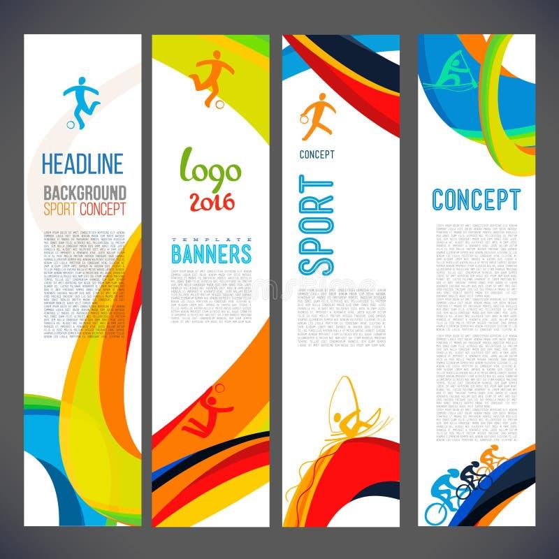 Wektorowa szablonu projekta broszurka royalty ilustracja