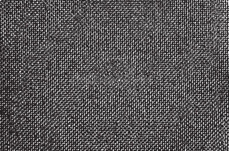 Wektorowa tkaniny tekstura ilustracja wektor