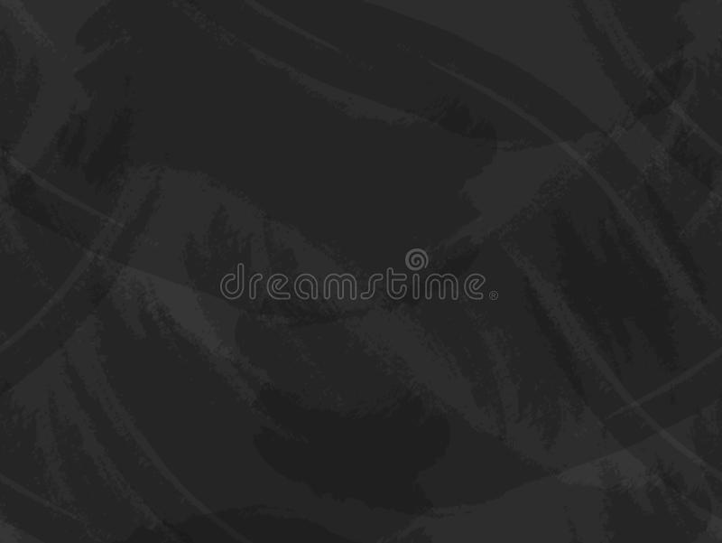 Wektorowego Monochromatycznego Grunge Bezszwowy wzór, Szary tło royalty ilustracja