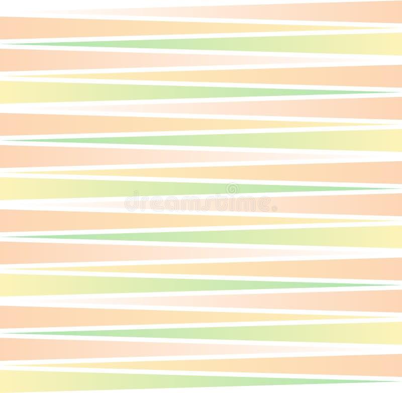 Wektorowi kolorów lampasy, fala wykładają nowożytnego geometrycznego tło Wektorowy szablonu tło dla obieg układu, diagram ilustracji