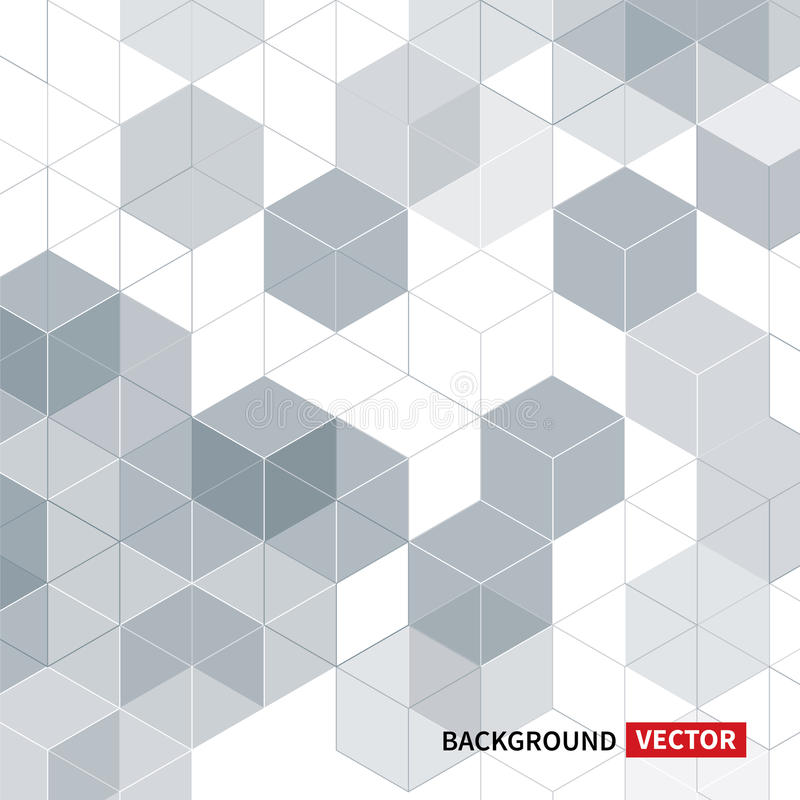 Wektorowy abstrakcjonistyczny okładkowego szablonu tło ilustracji