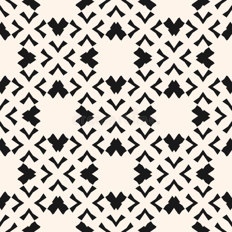 Wektorowy bezszwowy wzór w azjata stylu projekt ornamentacyjny ilustracji